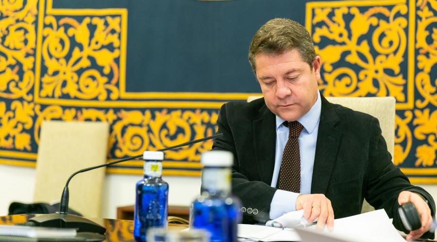 García-Page reelegido presidente de la Asamblea de Regiones Europeas Vitivinícolas