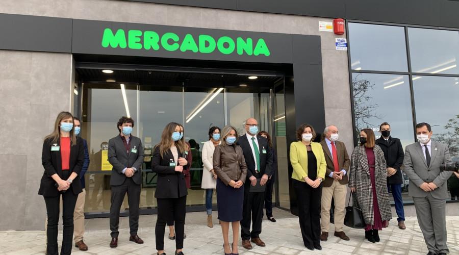 Mercadona abre un nuevo supermercado en el Polígono toledano