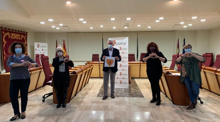Illescas se suma al Día Internacional de las Personas con Discapacidad