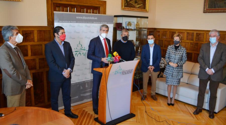 Diputación: Unidos en defensa del sector aeroespacial