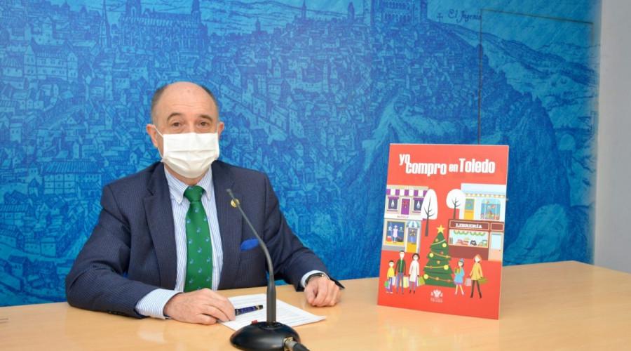 Navidad: Campaña 'Yo compro en Toledo'