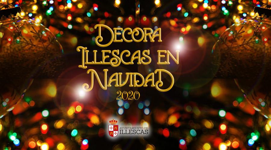 """Concurso """"Decora Illescas en Navidad"""""""
