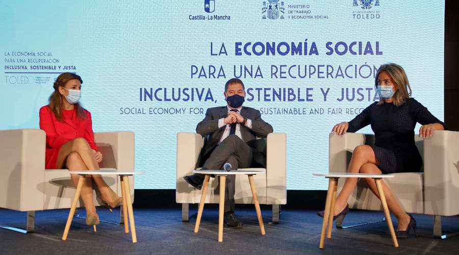 Toledo será referente de la Economía Social con la Declaración Internacional