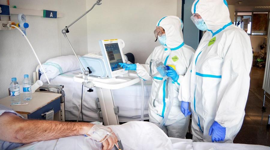 Castilla-La Mancha confirma 1.284 nuevos casos por coronavirus
