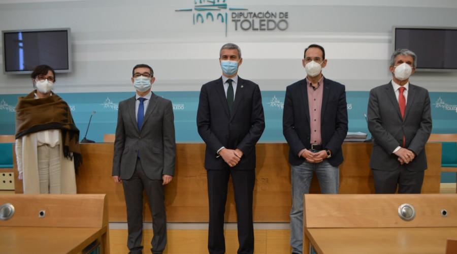 Diputación: Ayudas a los municipios por el temporal
